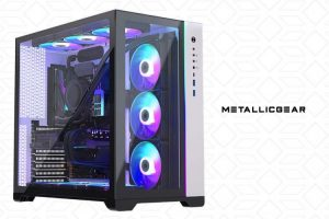 MetallicGear Announces Launch of Budget Oriented NEO QUBE Chassis